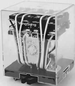 双位置继电器(YSMMK系列)