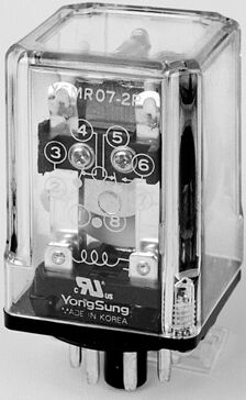 中间继电器(YSMR05/YSMR07系列)