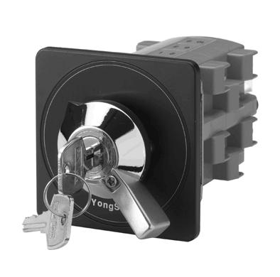 钥匙转换开关(10A/20A/30A)