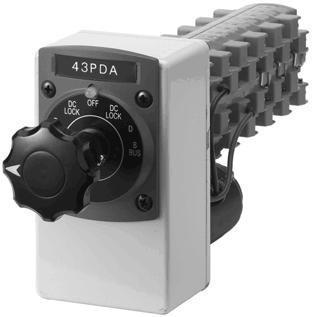 43PD电动转换开关